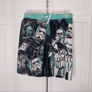 Star Wars Storm Trooper Swim Trunks